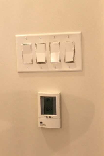 Tile Heater